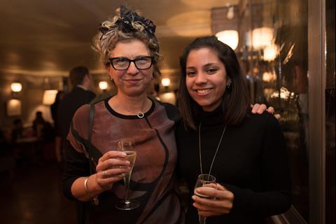 Lizzie Francke, BFI and Melissa Iqbal, Star.